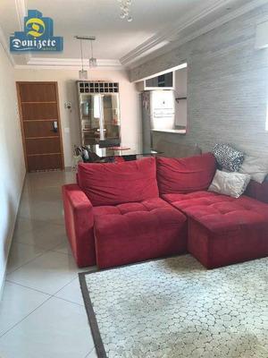 Cobertura Residencial À Venda, Vila Assunção, Santo André. - Co1373