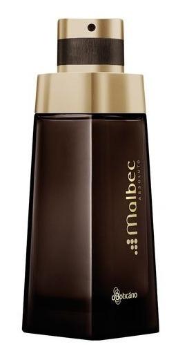 Original Perfume Malbec Absoluto, 100ml O Boticário