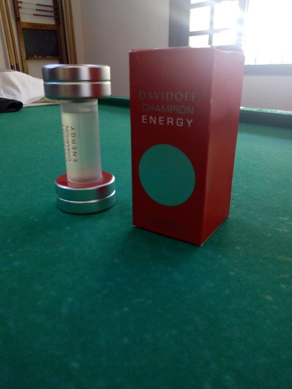 Perfume Importado Davidoff Champion Energy 50 Ml