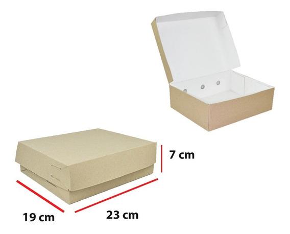 Caja Comida P/llevar Fácil Armado S/impresión Envío 20 Pz