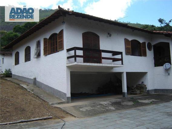 Fazenda Rural À Venda, Córrego Sujo, Teresópolis. - Fa0001