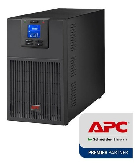 Ups Apc Srv3ki-ar 3000va 3kva Online Doble Conversion