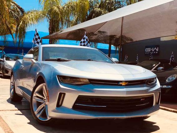 Chevrolet Camaro 2017 3.7 Rs V6 At