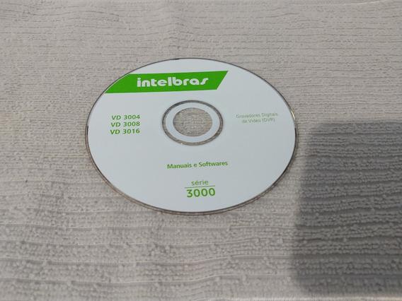 Cd - Intelbras - Manuais E Softwares
