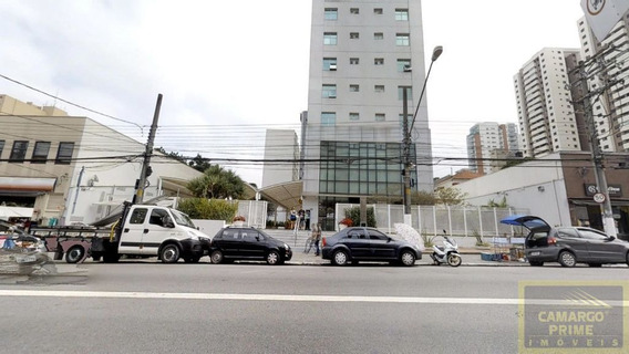 Laje Comercial Em Pinheiros Com 290 Metros De Área Útil. - Eb85576