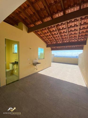 Cobertura Com 2 Dormitórios À Venda, 106 M² Por R$ 315.000 - Cidade São Jorge - Santo André/sp - Co0994
