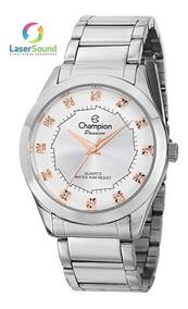 Relógio Champion Feminino Ch24759n, C/ Garantia E Nf
