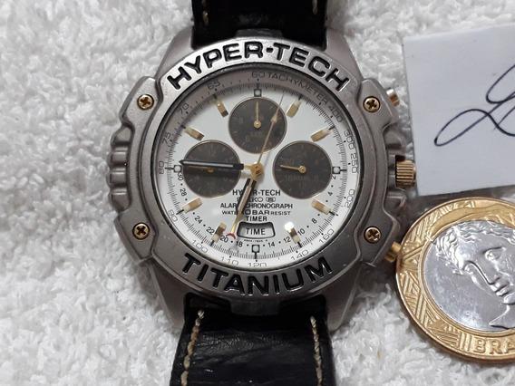 Relógio Seiko Hyper-tech Titanium (+ Brinde) !