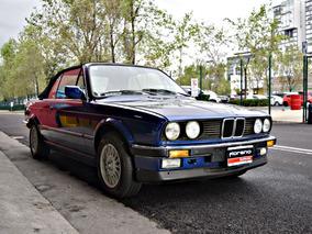 Bmw 325i Cabrio 1987
