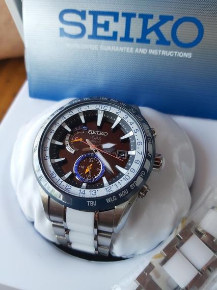 Seiko Astron Gps Solar Sast029 Limited Edition