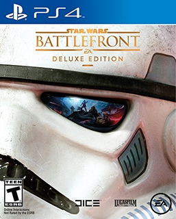 Ps4 Star Wars: Battlefront Deluxe Edition