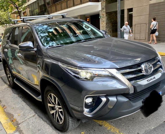 Toyota Sw4 Srx 4x4 C/tod Accesorios De Fabrica Y En Garantía
