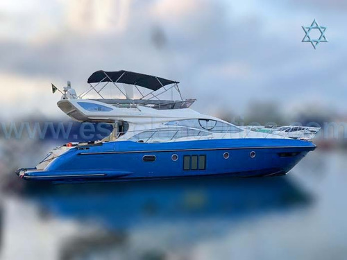 Lancha Azimut 48 Barco Iate N Ferretti Phantom Cimitarra