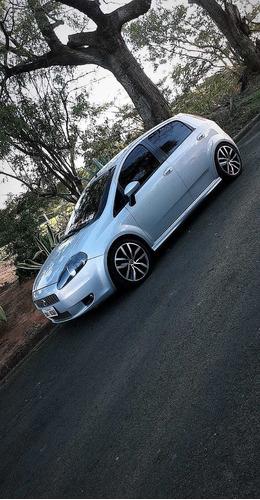 Imagem 1 de 5 de Fiat Punto 2008 1.8 Sporting Flex 5p