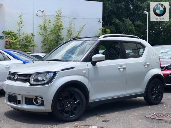 Suzuki Ignis Glx Cvt 2018