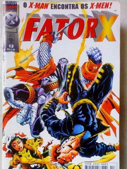 Hqs Fator-x De 13 A 22 - Envio Econômico