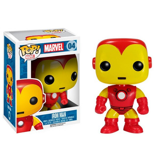 Funko Pop Marvel Iron Man