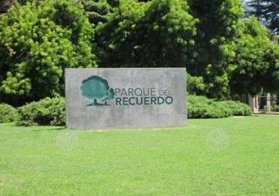 Terreno Parque Del Recuerdo Recoleta
