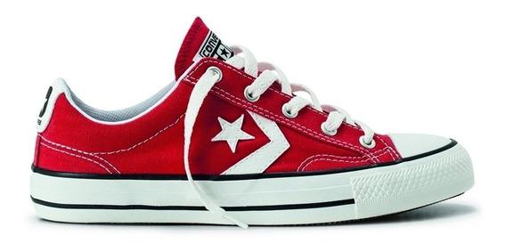 Tênis Converse Star Player Vermelho Promoção