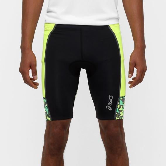 Bermuda Asics Triathlon Noosa Tri Running Bike Natação Masc