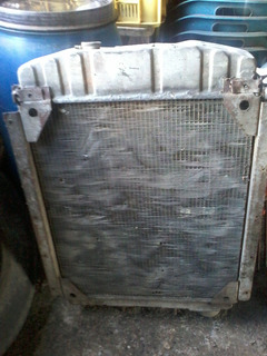 Radiador Mack Para R600 Modelo 76