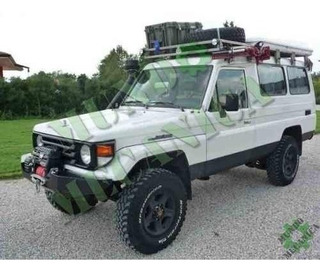 Jeep Toyota Land Cruiser Fj45 Caja Larga 4x4 Full en Mercado