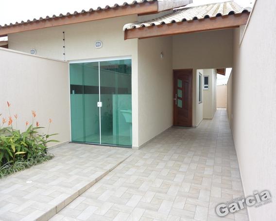 Casa Á Venda Em Peruíbe, Com 02 Dormitórios (sendo 01 Suíte). - 4158 - 32859817