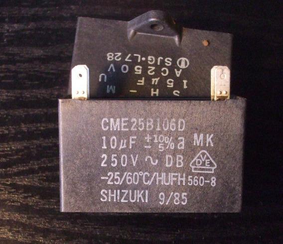 Capacitor De Marcha 15uf 250v