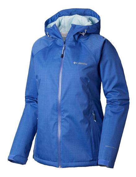 Casaca Top Pine Insulated Rain Jacket Azul