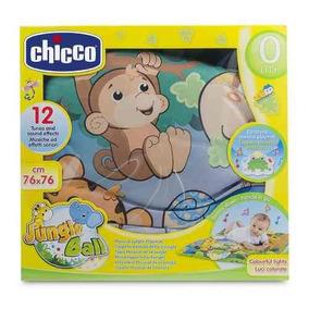 Chicco - Jungle Ball Musical Jungle Playmat