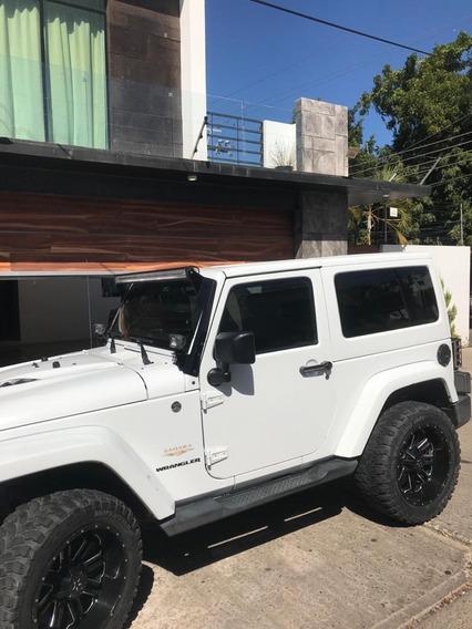 Jeep Unlimited Sahara 2012 3 Puertas 4x4 Culiacán Sinaloa