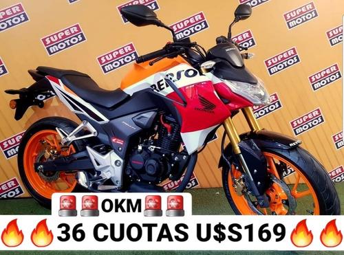 Honda Cb 190r  Repsol !!!   Financiamos Tu Moto 100%