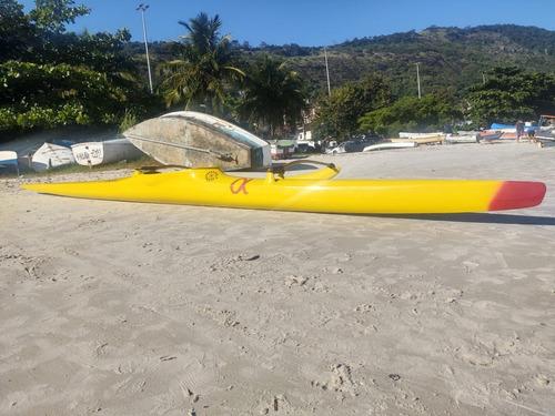 Canoa V1 Vaa Polinésia Ondine Em 12 X 724$