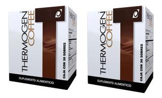 2 Thermogen Coffe Omnilife (cafe Adelgazante) Garantia/rnd