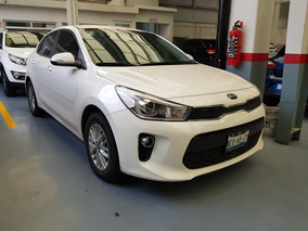 Kia Rio Sedan Ex Aut 2018