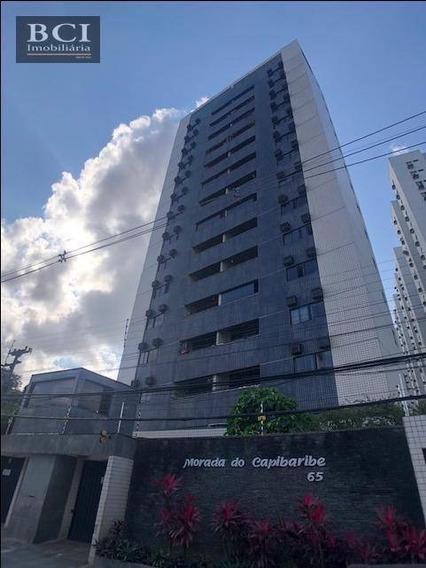 Apartamento Com 3 Dormitórios À Venda, 98 M² Por R$ 450.000 - Torre - Recife/pe - Ap0524