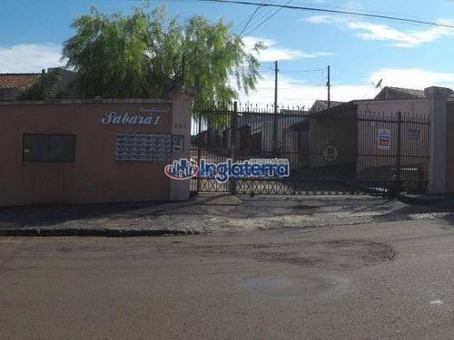 Casa À Venda, 145 M² Por R$ 170.000,00 - Sabará I - Londrina/pr - Ca0826