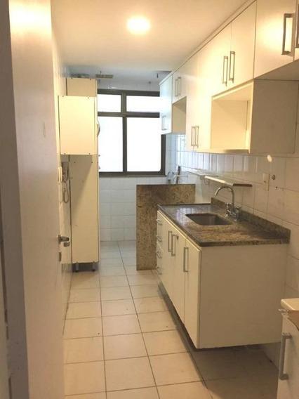 Apartamento Em Jacarepaguá, Rio De Janeiro/rj De 83m² 3 Quartos À Venda Por R$ 550.000,00 - Ap274100
