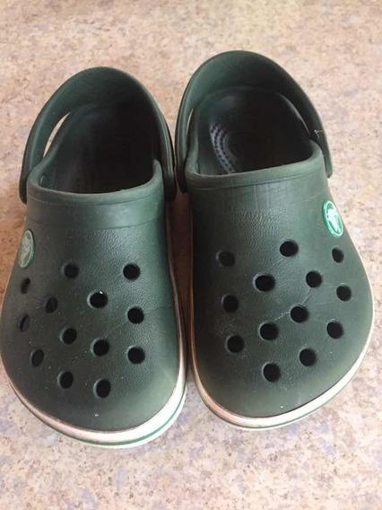Crocs Niño Miden 16 Cm Son 8 Americano