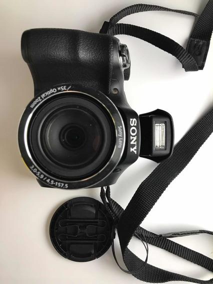 Câmera Semiprofissional Sony Dsc H-300