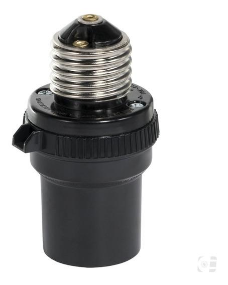 Portalámpara E-26 Con Sensor (fotocelda), Supplier