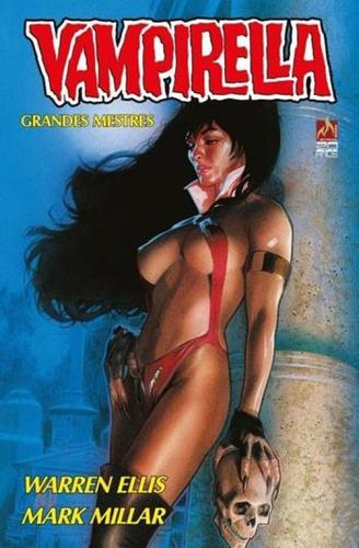 Imagem 1 de 1 de Vampirella - Grandes Mestres - Grant Morrison & Mark Millar
