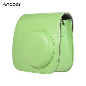 Andoer Verde Instax Mini 9/8/8 + / 8s Smokey White