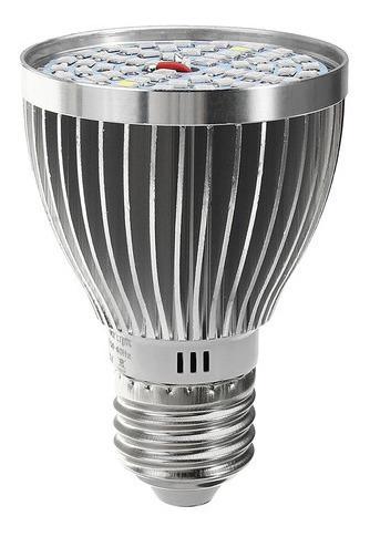 Lâmpada Crescer Luz E27 60 W 2835 Smd Espectro Completo