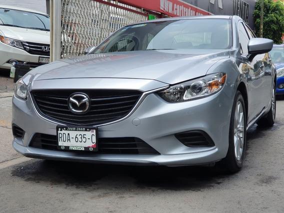 Mazda 6 2017 I Sport Ta Factura De Agencia Impecable