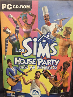Los Sims - House Party