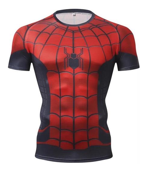 Playera De Spider Man De La Pelicula 2019