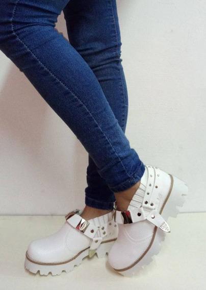 Zapato Primavera Verano Blancos