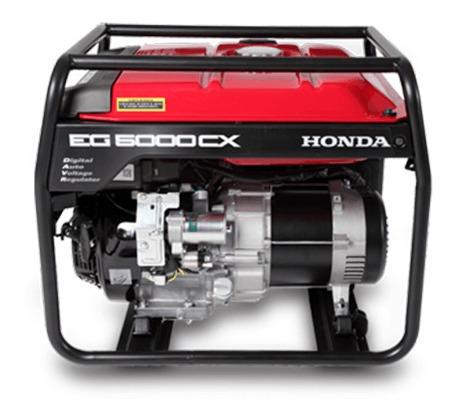 Motor Generador Honda Eg 5000 Tarjeta 12 Cuotas Sin Interés