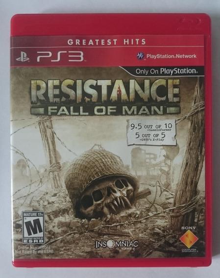 Resistance Fall Of Men - Ps3 Midia Fisica